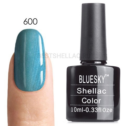 Bluesky Shellac 40501/80501 Гель-лак Bluesky № 40600/80600 Lost Labyrinth, 10 мл 600.jpg