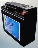 Аккумулятор HAZE HZB12-18 ( 18Ач 12В / 18Ah 12V ) - фотография