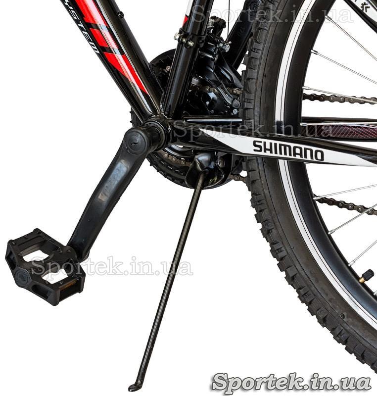 Педаль и подножка велосипеда Formula Nevada (Формула Невада)