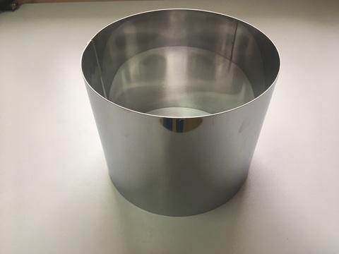 Кольцо-резак H15 D18, нерж. сталь 1 мм.