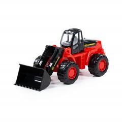 Трактор-погрузчик