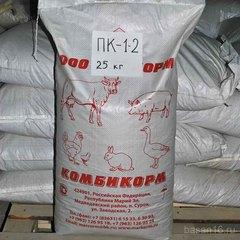 Комбикорм ПК-1-2 для кур-несушек, Маркорм