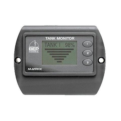 Монитор контроля топливных баков