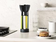 Набор силиконовых кухонных инструментов Elevate Оpal (Joseph Joseph)