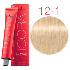 Schwarzkopf Igora Royal New 12-1 (Специальный блондин сандрэ) - Краска для волос