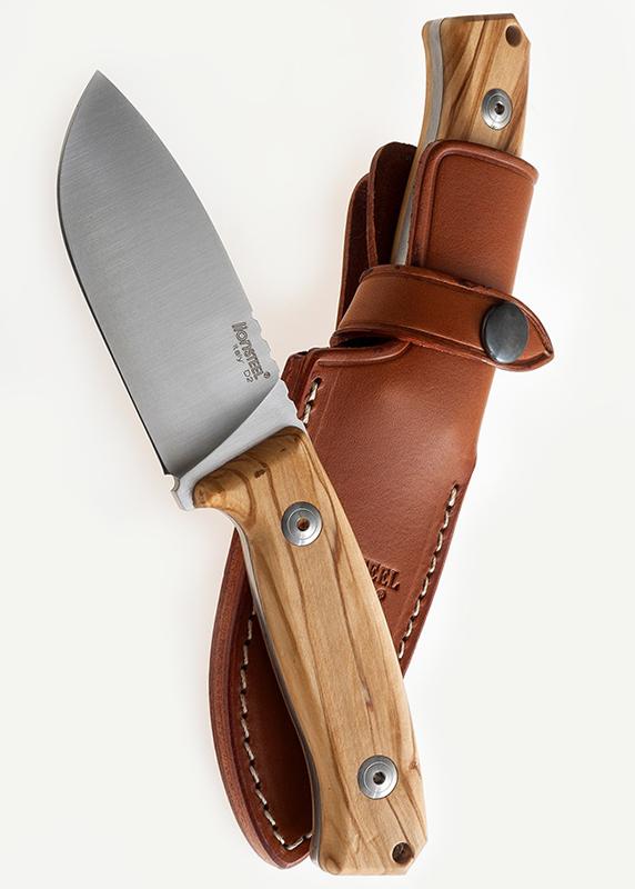 Нож LionSteel серии M2 рукоять олива