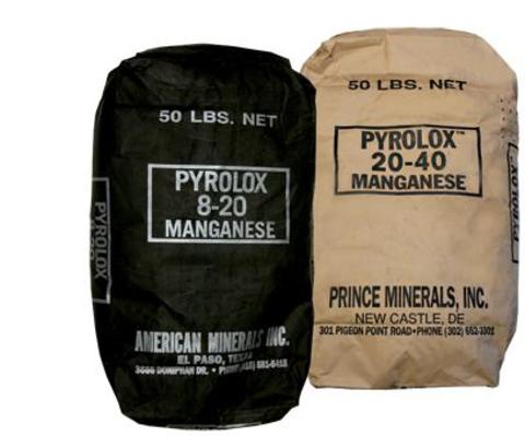 Каталитический материал Pyrolox (14,15 л, 27,2 кг)