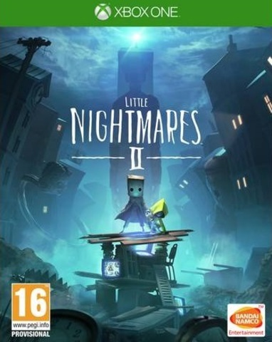 Xbox One Little Nightmares II. Deluxe Edition (русские субтитры)