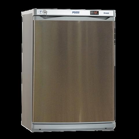 Холодильник POZIS (ПОЗИС) ХФ-140 серебристая нержавейка - фото