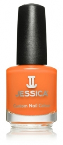 Лак JESSICA 652 3D Tangerine - Orange