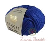 Пряжа Gazzal Baby Wool XL электрик 830