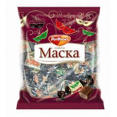 Конфеты шоколадные Рот Фронт Маска 250 г