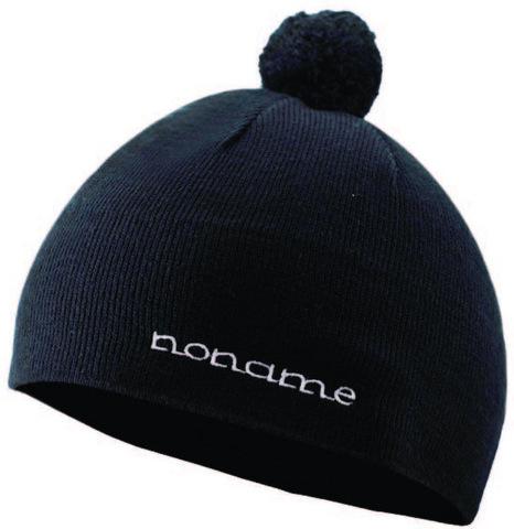 Шапка Noname Nordic чёрная