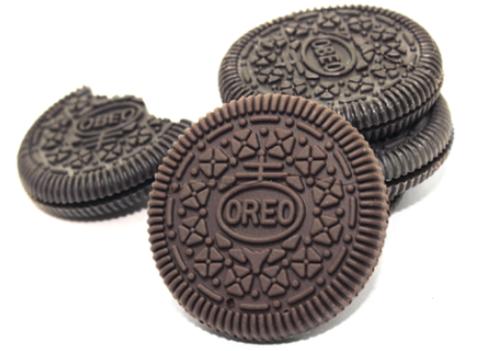 Откусывание печенья (Укус OREO)