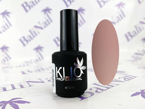 KLIO Камуфлирующая база дымчато-розовый, 15 мл (Smokey rose)