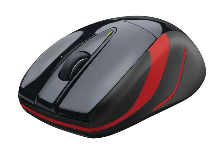 LOGITECH M525 Wireless Black