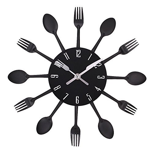 Часы Ложки-Вилки