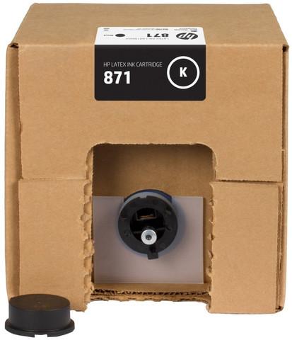 Картридж HP 871 (G0Y82C) Black 3000 мл