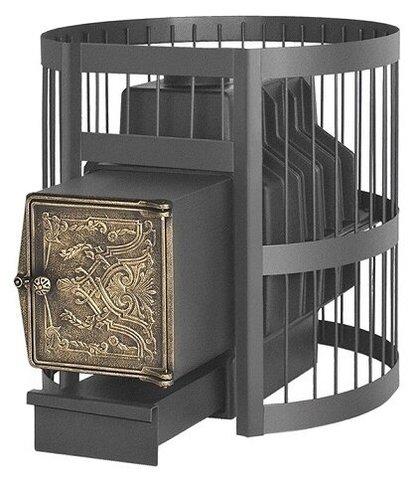 Печь банная Везувий Легенда 28 стандарт дверка ДТ - 4