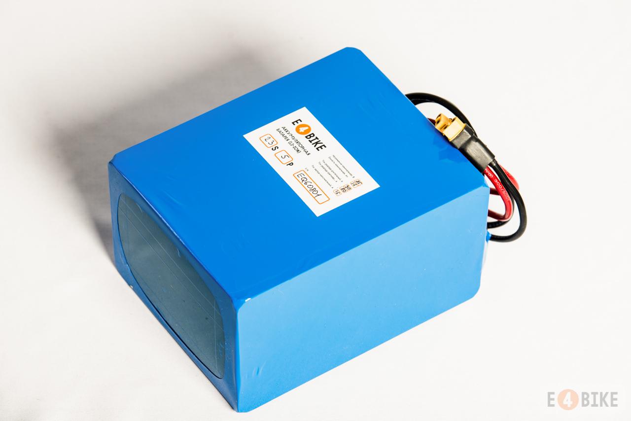 Аккумуляторная батарея 85 В 15 Ач