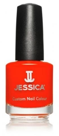 Лак JESSICA 656 Shock Me Red - Red