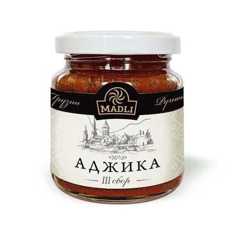 Аджика абхазская Madli, 120г