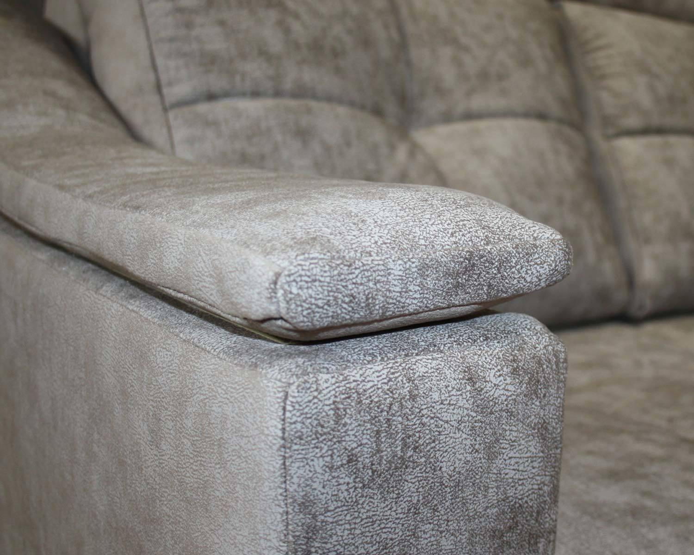 мягкие накладки на подлокотниках со съемными чехлами