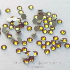 2058 Стразы Сваровски холодной фиксации Crystal Volcano ss 5 (1,8-1,9 мм), 20 штук