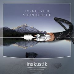 Inakustik CD, In-Akustic Soundcheck, 0160901