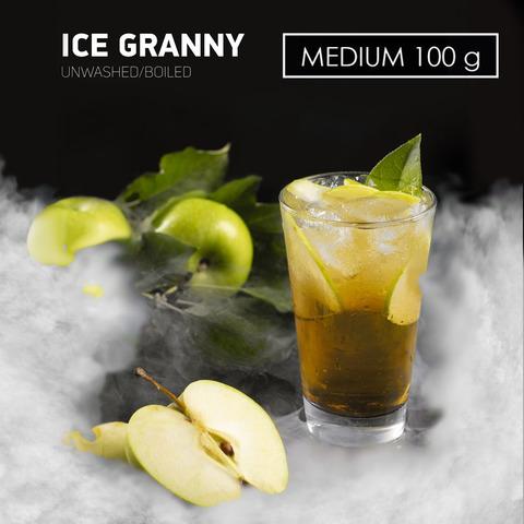 Табак Dark Side MEDIUM Ice Granny 100 г