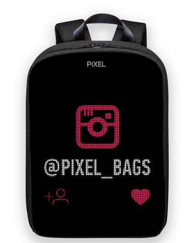 Рюкзак Pixel plus черный