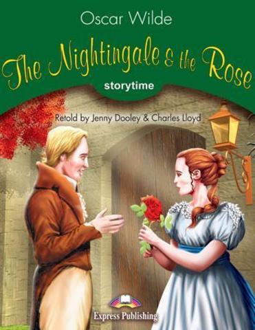 the nightingale & the rose reader - Соловей и роза. Книга с электронным приложением