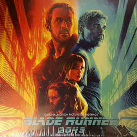 OST – Blade Runner 2049 (Hans Zimmer)