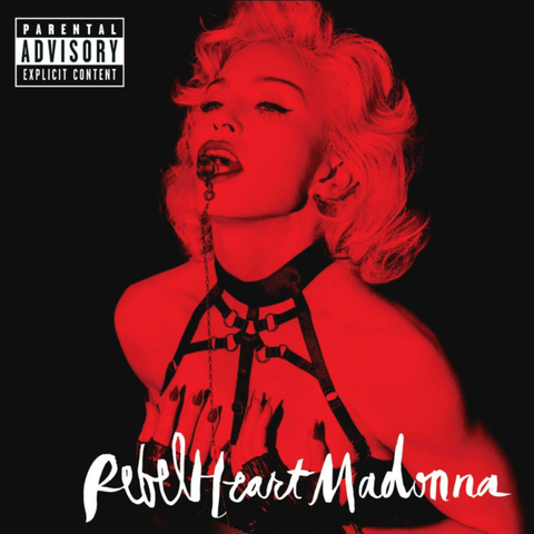 Madonna / Rebel Heart (Super Deluxe Edition)(2CD)