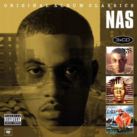 Nas / Original Album Classics (3CD)