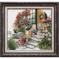 Lanarte Осеннее цветение(Terrace in Autumn Bloom)