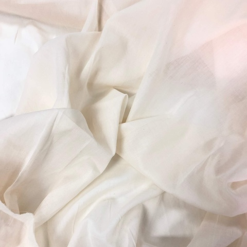 Полотно Mous cotton ecru teint col 17
