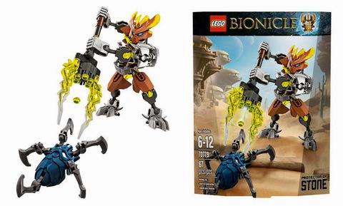 LEGO Bionicle: Страж камня 70779 — Protector Of Stone — Лего Бионикл