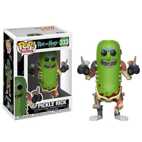 Pickle Rick (333) Funko Pop! || Огурчик Рик