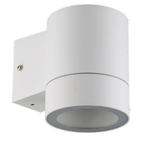 Садово-парковый светильник ECOLA LED8003A белый