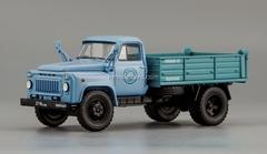 GAZ-52-02 SAZ-3503 1981 blue-turquoise DIP 1:43