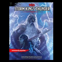 Storm King's Thunder (DnD Adventure)