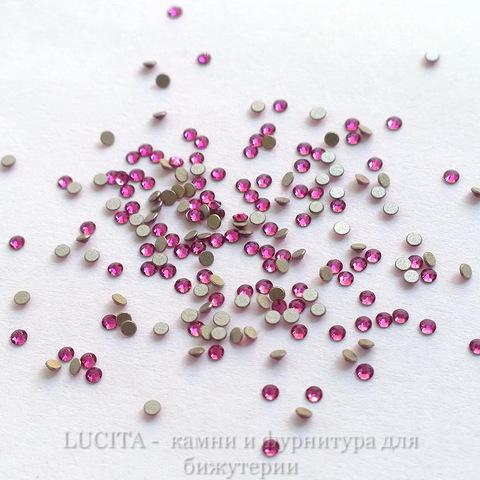 2058 Стразы Сваровски холодной фиксации Fuchsia ss 5 (1,8-1,9 мм), 20 штук (WP_20140813_15_16_37_Pro)