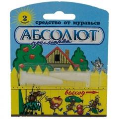 "Приманка ""Абсолют"" от муравьев (2 * 1,5 гр)"