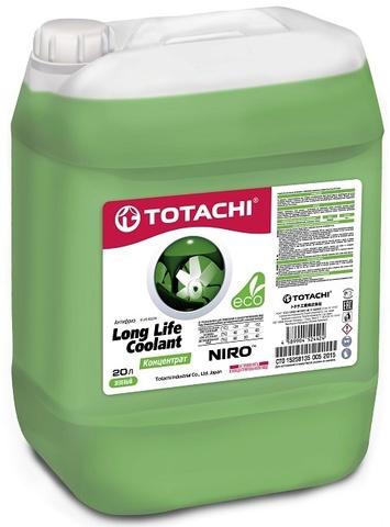 NIRO™ LONG LIFE COOLANT GREEN КОНЦЕНТРАТ TOTACHI Антифриз зеленый (20 Литров)