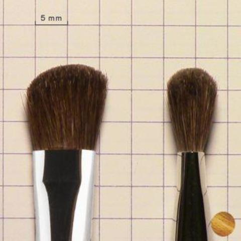 кисть для растушевки макияжа