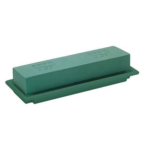 Оазис настольный Деко средний, 25х9 см, цвет:зеленый