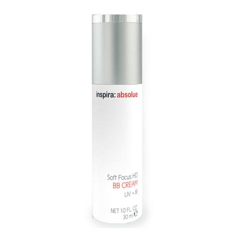 ВВ-крем, выравнивающий цвет кожи, с солнцезащитным эффектом Soft Focus HD BB Cream, Inspira Absolue, 30 мл