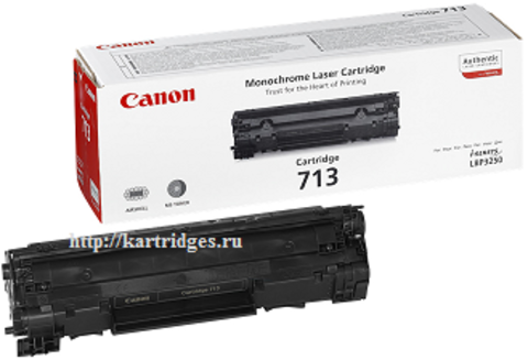 Картридж Canon Cartridge 713 / 1871B002