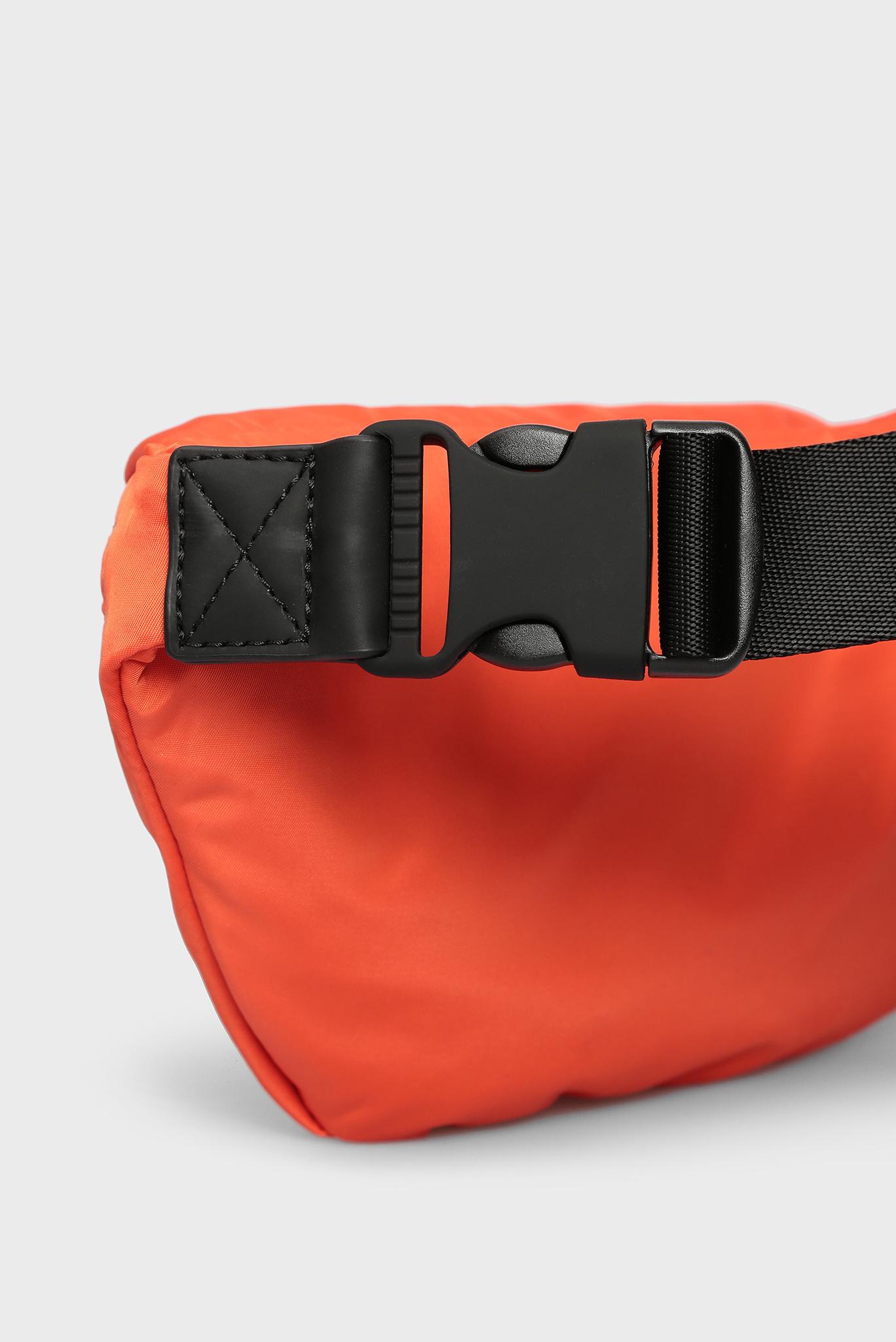 Мужская оранжевая поясная сумка SUSEGANA Diesel